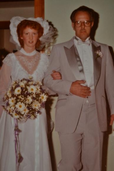 wedding day dad verticle